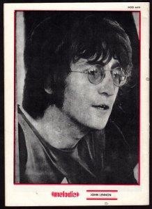 MELODIE  сентябрь 1976