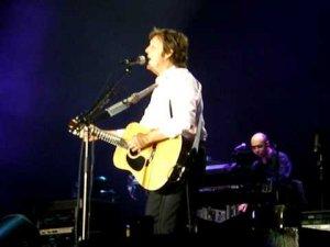 26 июня 2010  Концерт Пола Маккартни в Millennium Stadium,Кардифф