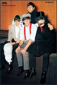 Из журнала Musik Parade за сентябрь 1965.