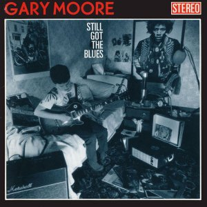 2Elicaster:  Gary Moore – Still Got The Blues.  1990