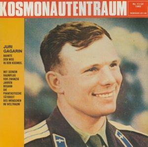 2Kyrsan85:  >А этот отгадаете?  Kosmonautentraum – Juri Gagarin.   1982