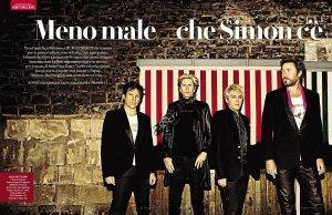 Vanity Fair Italy 26 July 2017.
