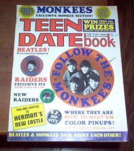Teen Datebook  июль 1967