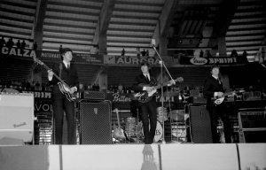 25 июня 1965  Palazo dello Sport, Генуя