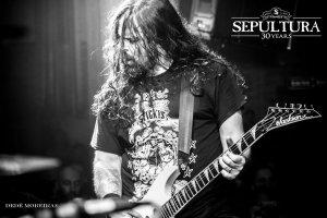 В этом году в Ливерпуле вместе с бразильцами Clube Big Beatles снова будет выступать гитарист Sepultura Андреас Киссер