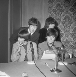 Пресс-конференция Битлз в отеле The Warwick, Нью-Йорк, 13 августа 1965 года