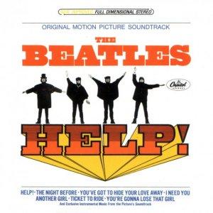 Релиз альбома Help! в США
