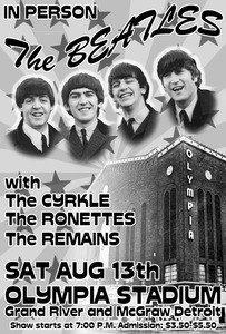13 августа 1966: Детройт