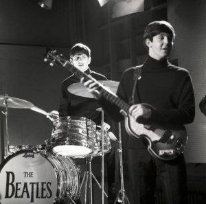 14 августа 1963:  выступление Битлз в телепередаче Scene At 6.30