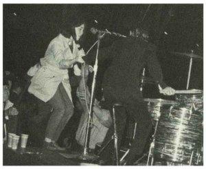 •14 августа 1966: концерт Битлз на стадионе Cleveland Stadium, Кливленд, Огайо