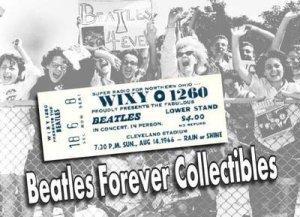 •14 августа 1966: Битлз в Кливленде, Огайо