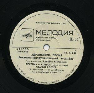 1) Желтая Пугачёва говорит, что попытки ввести новый логотип были уже в 1979 или 1980 году. Кажется, видел такой лого и у Риги.