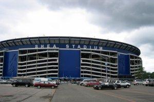 стадион Shea, Нью-Йорк.