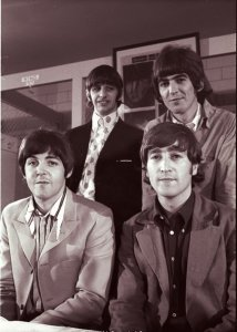 The Beatles на пресс-конференции: Вашингтон округ Колумбия 15 августа 1966 года