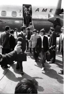 15 августа 1966 года Финальный тур Битлз в Америке  Вашингтон
