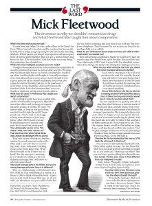 Rolling Stone 7 September 2017.