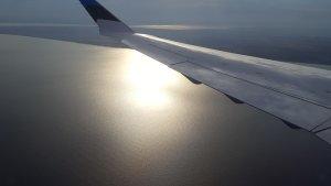 Какое спокойное сегодня море!