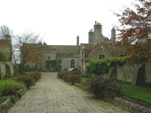 * In September 1978, Paul McCartney's Wings recorded sessions at the Lympne Castle for their 1979 album Back to the Egg.