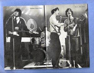 Из журнала NEW LOOK TEEN BEAT за январь 1965.