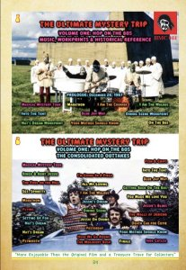 THE BEATLES: THE ULTIMATE MYSTERY TRIP VOL.1 HOP ON THE BUS 2 DVD HMC TMOQ