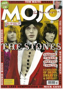 Mojo Magazine №131(October 2004)UK