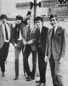 25 сентября 1963, набережная Темзы, Лоднон.