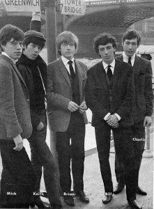 25 сентября 1963, набережная Темзы, Лоднон. Ещё один дубль, ребята!)))