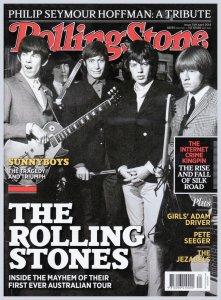 Rolling Stone Magazine - April 2014 (Australia) 1