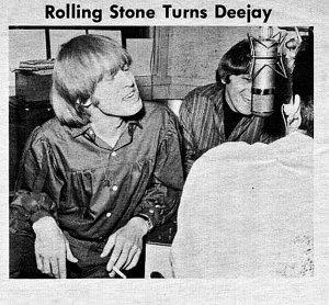 Rolling Stone Turns Deejay 'KRLA Beat Magazine' - March 10.1965 (USA) #1