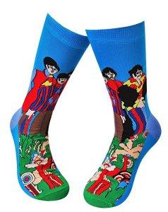 В продаже появились носки с персонажами Жёлтой субмарины