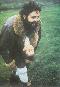 * А вот этот снимок, по-моему, из года 1971-го.