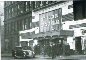 Concert Hall, Глазго