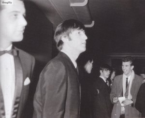 Встреча с прессой в Dundee, 7 октября 1963
