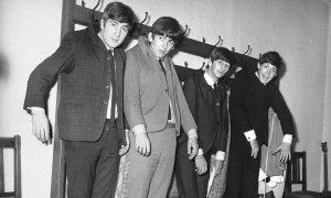7 октября 1963 Битлз: Caird Hall, Данди, Шотландия