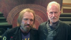 Tom Petty Radio's exclusive interview series welcomes special guest, Andrew Loog Oldham - January, 2017.