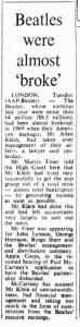 * The Canbera Times, February 24, 1971