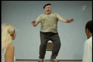 Shake baby shake Twist baby twist