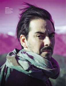 Rolling Stone France November 2017.