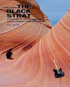 сам Дэвид книжек не писал. зато, есть очень необычная книга, написанная его техником Филом Тэйлором, которая посвящена истории черного страта Гилмора и всем метаморфозам, которые были связаны с этим инструментом.