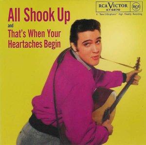 010)ALL SHOOK UP /1, 3, 5 - M/          (Otis Blackwell/ Elvis Presley)
