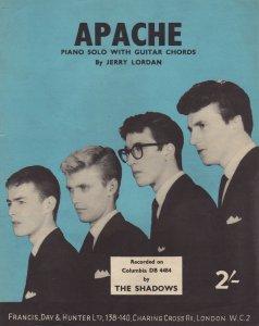 014)APACHE /1/          (Jerry Lordan)