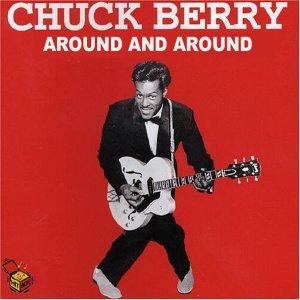 016)AROUND AND AROUND /3/  (Chuck Berry)