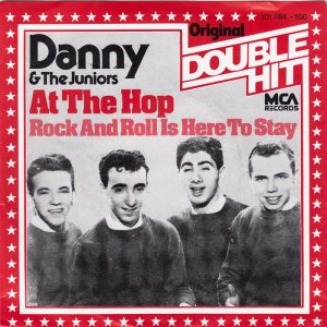 017) AT THE HOP /4/  ORIG Do The Bop (Artie Singer/ Johnny Medora/ David White)