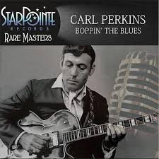 044)  BOPPIN' THE BLUES /1/    (Carl Lee Perkins/ Griffin)