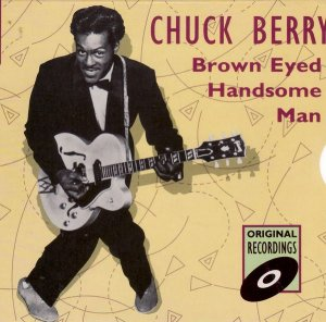 048)	BROWN EYED HANDSOME MAN /1, 3, 5 - L, M/          (Chuck Berry)