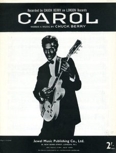 056)CAROL /1, 2, 3/  (Chuck Berry)