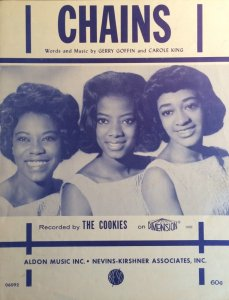 060)CHAINS /1, 2, 4/  (Carole King/ Gerry Goffin)