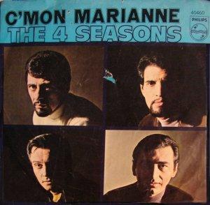 066)C'MON MARIANNE /3, 5 - L/         (L. Russel Brown/ Raymond Bloodworth)