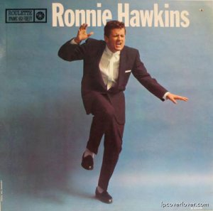116)FORTY DAYS /3/                (Chuck Berry / Ronnie Hawkins)