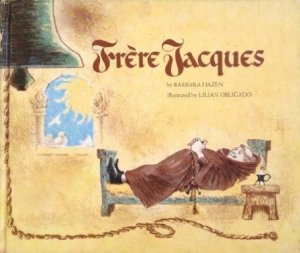 118)FRÈRE JACQUES /3/         (1811 traditional)